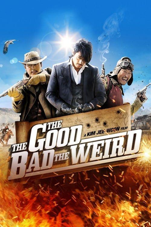 Key visual ofThe Good, the Bad, the Weird
