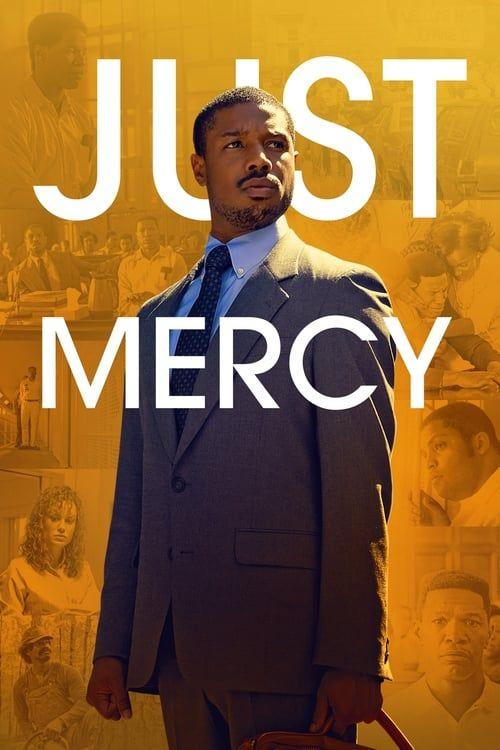 Key visual ofJust Mercy