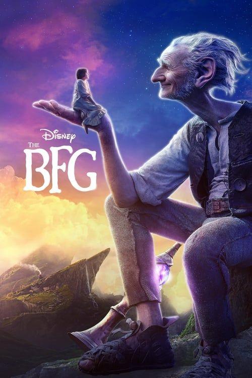 Key visual ofThe BFG