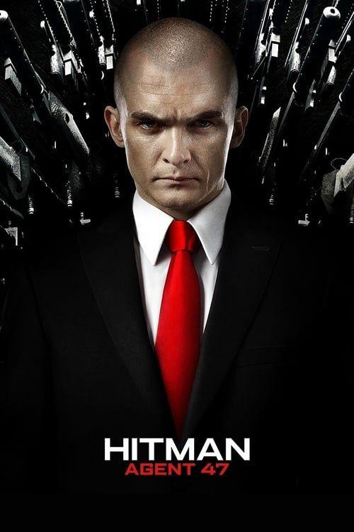 Key visual ofHitman: Agent 47