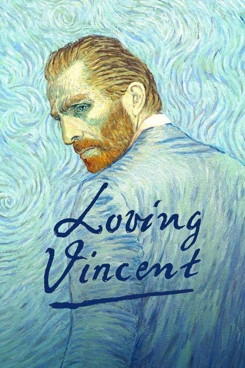 Key visual ofLoving Vincent