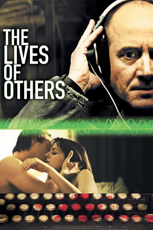 Key visual ofThe Lives of Others
