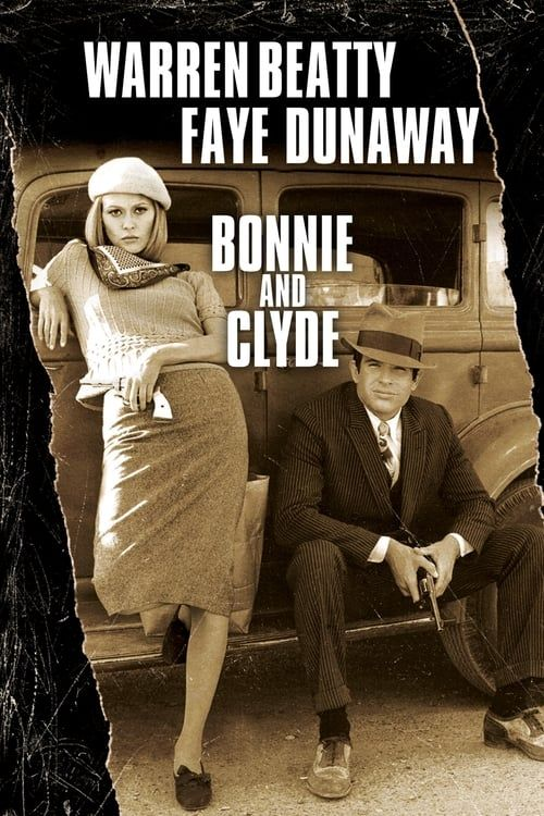 Key visual ofBonnie and Clyde