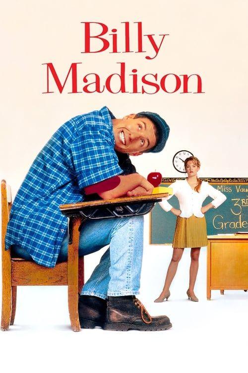 Key visual ofBilly Madison
