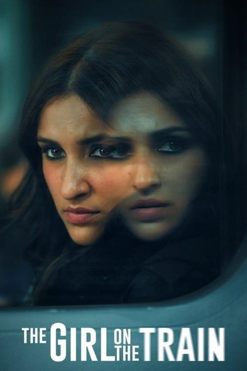 Key visual ofThe Girl on the Train
