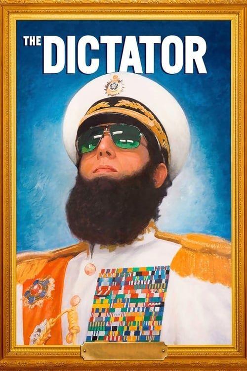 Key visual ofThe Dictator