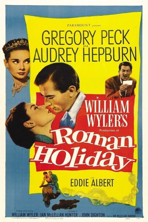 Key visual ofRoman Holiday