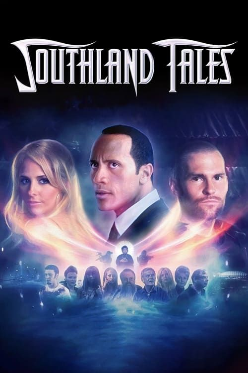 Key visual ofSouthland Tales