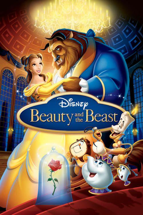 Key visual ofBeauty and the Beast