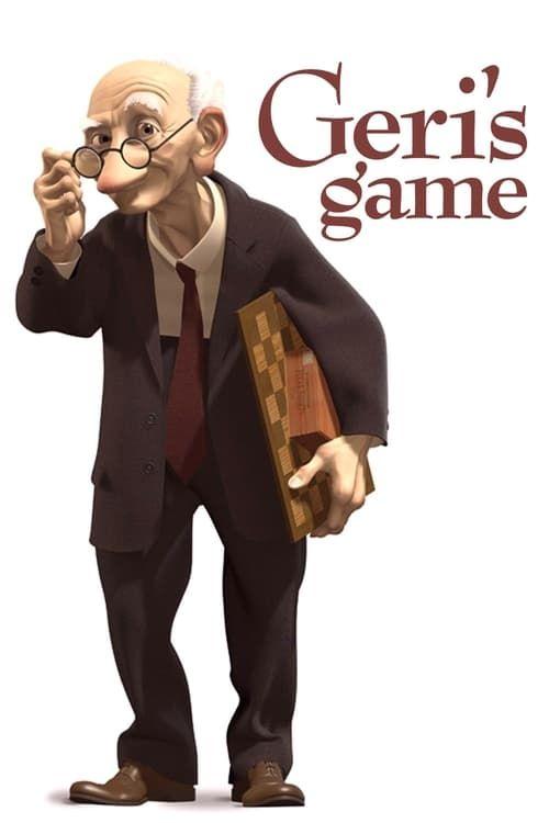 Key visual ofGeri's Game