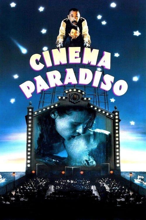 Key visual ofCinema Paradiso