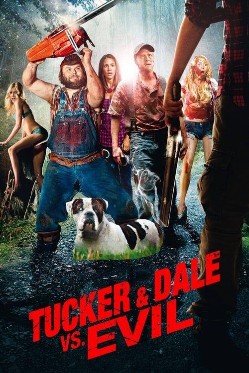Key visual ofTucker and Dale vs. Evil