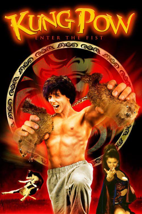 Key visual ofKung Pow: Enter the Fist