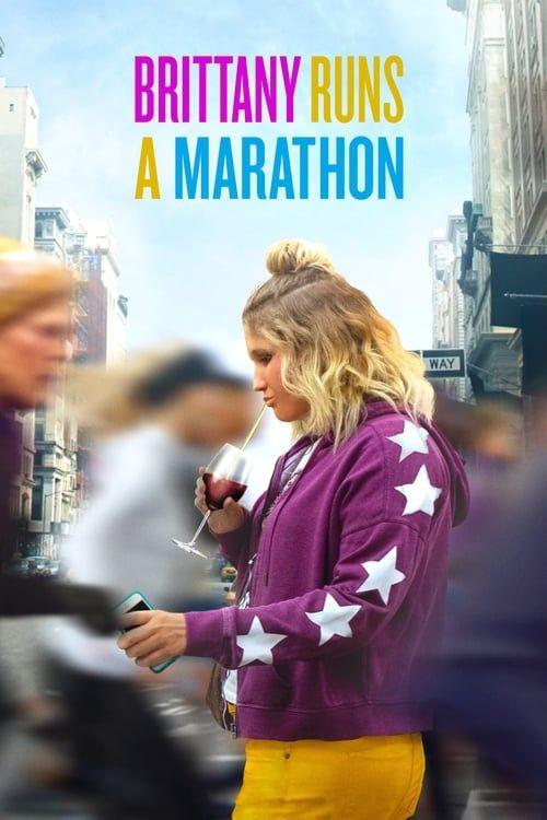 Key visual ofBrittany Runs a Marathon