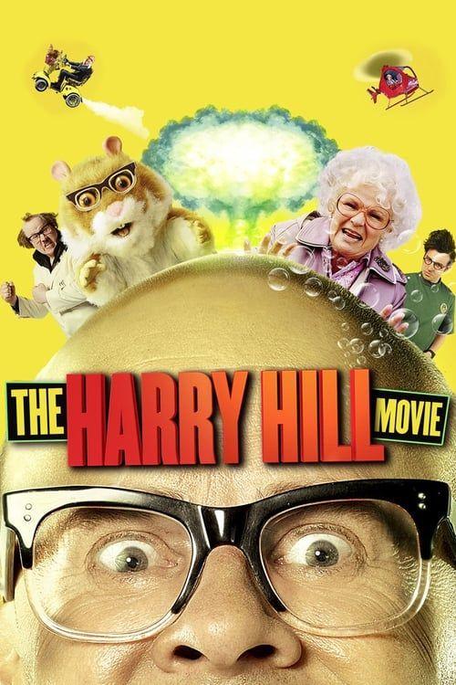Key visual ofThe Harry Hill Movie