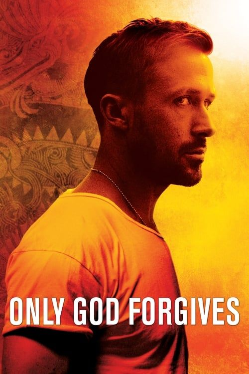 Key visual ofOnly God Forgives