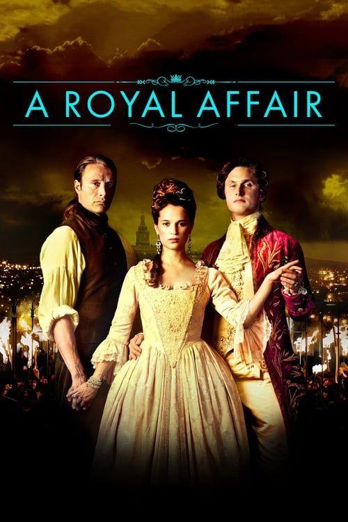 Key visual ofA Royal Affair