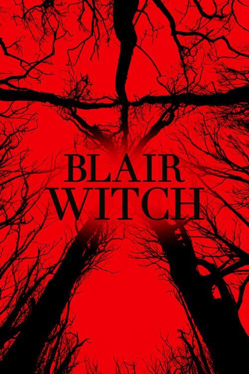 Key visual ofBlair Witch