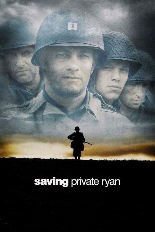 Key visual ofSaving Private Ryan