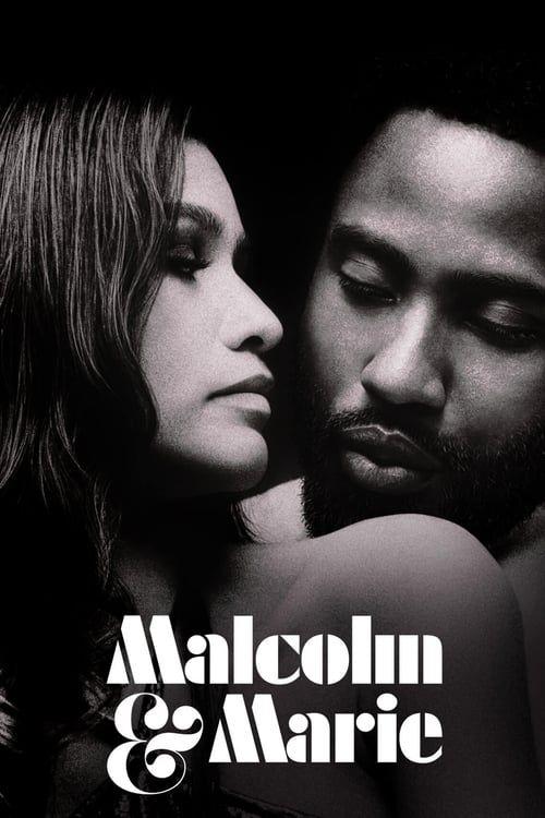 Key visual ofMalcolm & Marie