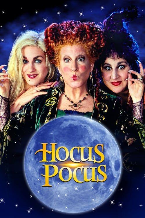Key visual ofHocus Pocus