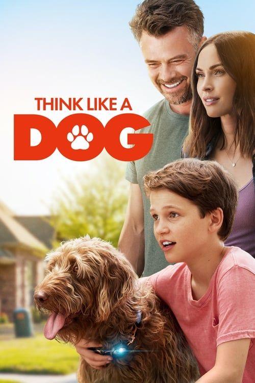 Key visual ofThink Like a Dog