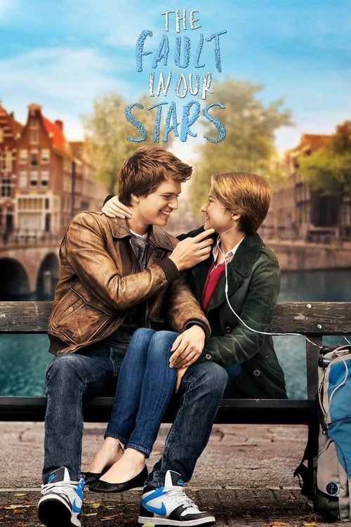 Key visual ofThe Fault in Our Stars