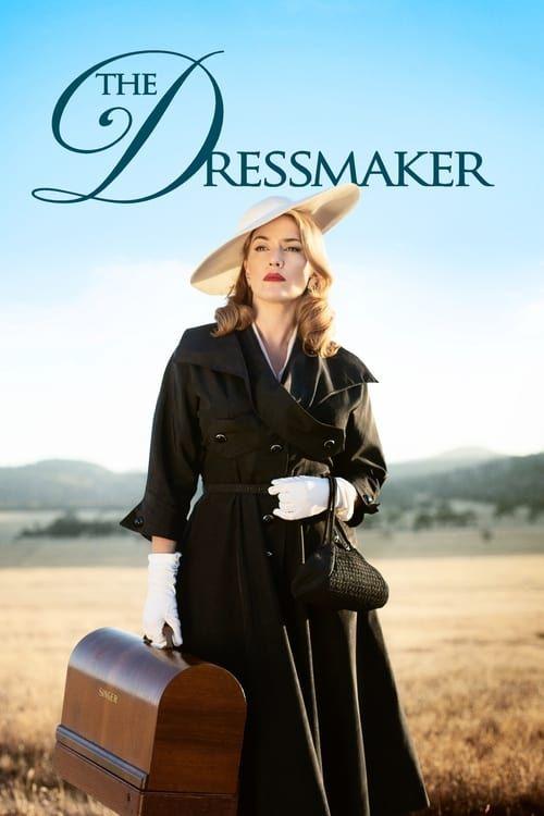 Key visual ofThe Dressmaker