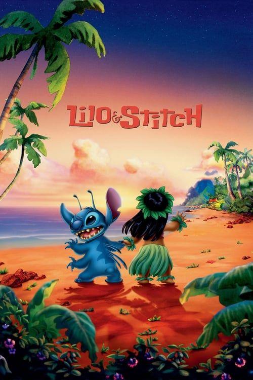Key visual ofLilo & Stitch