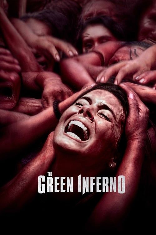 Key visual ofThe Green Inferno
