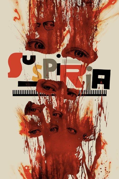 Key visual ofSuspiria