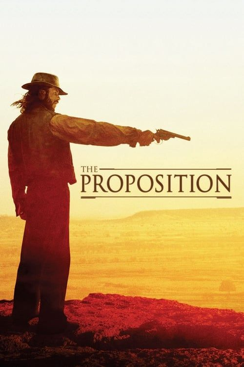 Key visual ofThe Proposition