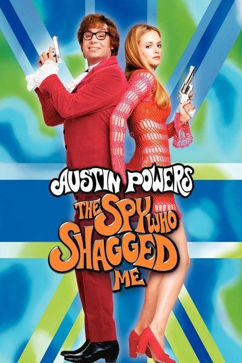 Key visual ofAustin Powers: The Spy Who Shagged Me