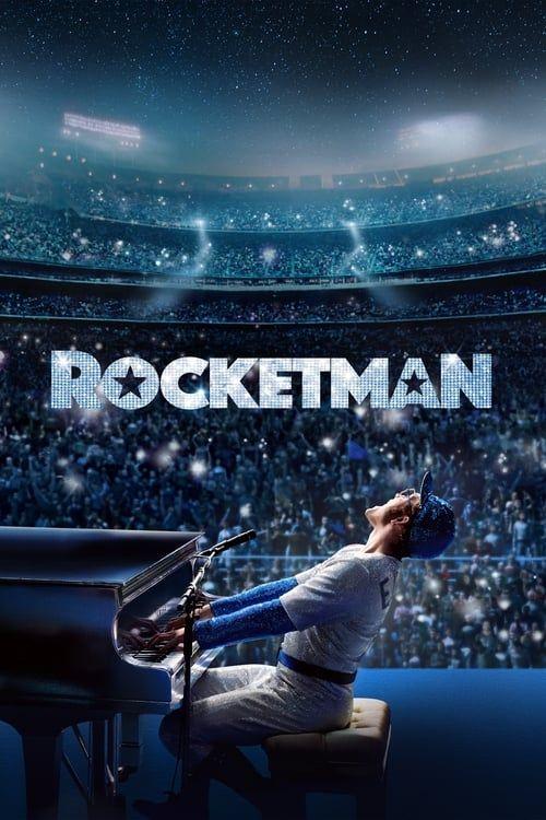 Key visual ofRocketman