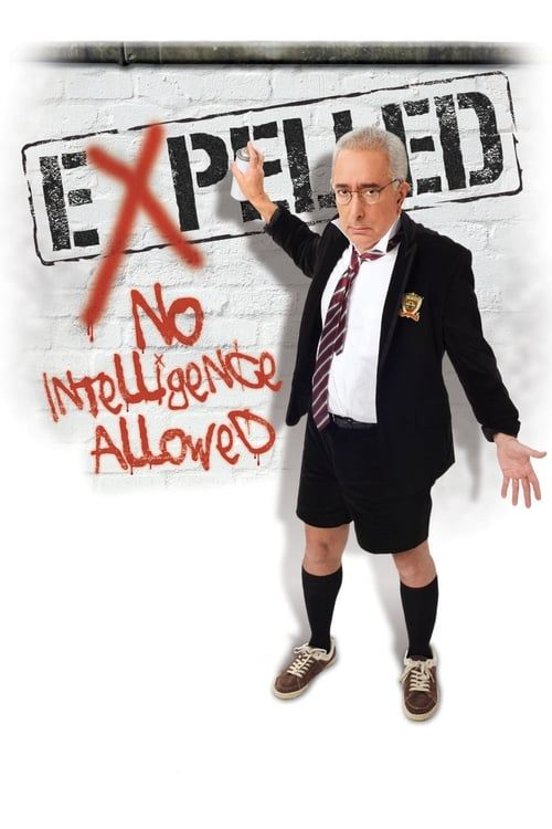 Key visual ofExpelled: No Intelligence Allowed