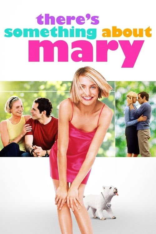 Key visual ofThere's Something About Mary