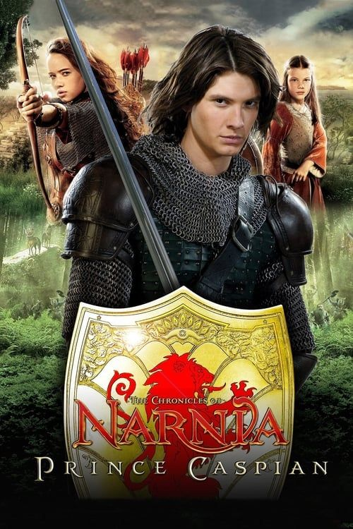 Key visual ofThe Chronicles of Narnia: Prince Caspian