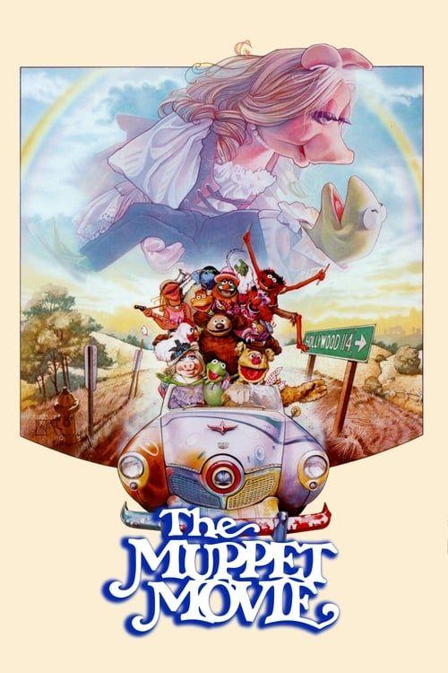 Key visual ofThe Muppet Movie