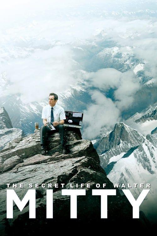 Key visual ofThe Secret Life of Walter Mitty