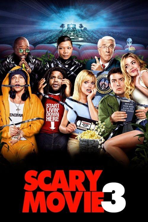 Key visual ofScary Movie 3