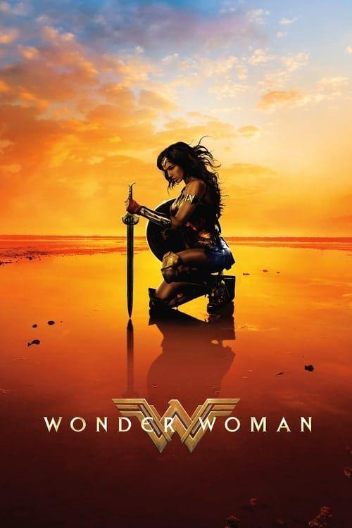 Key visual ofWonder Woman
