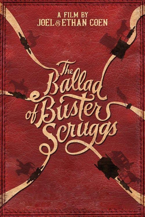 Key visual ofThe Ballad of Buster Scruggs