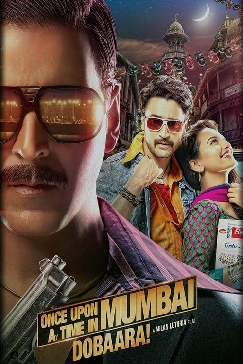 Key visual ofOnce Upon a Time in Mumbai Dobaara!