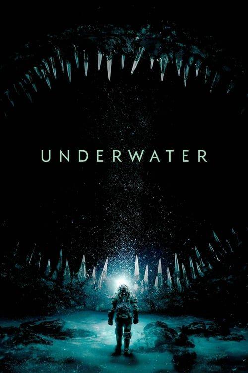 Key visual ofUnderwater