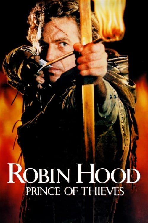 Key visual ofRobin Hood: Prince of Thieves