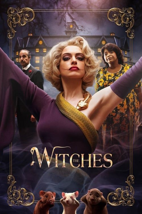 Key visual ofThe Witches