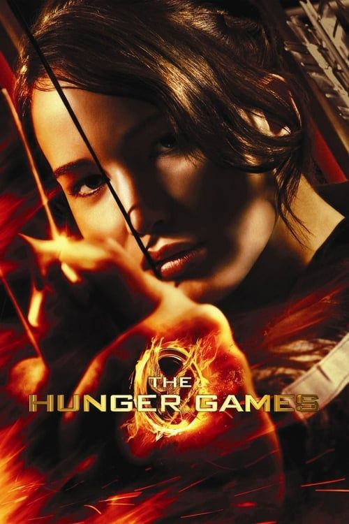 Key visual ofThe Hunger Games