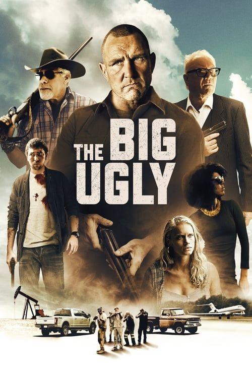 Key visual ofThe Big Ugly