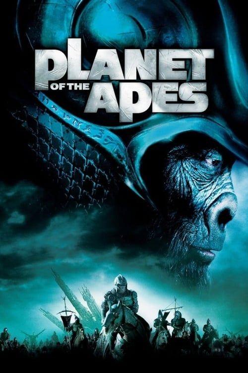 Key visual ofPlanet of the Apes
