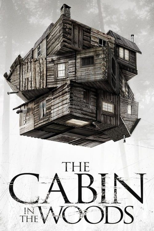 Key visual ofThe Cabin in the Woods